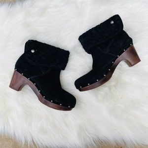 🔥NEW LISTING🔥 NEW suede UGG clog boots